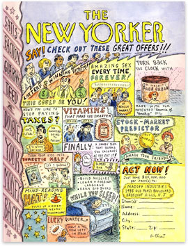 Roz Chast Cartoons New Yorker Covers