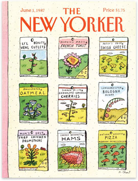 Car For Kids >> Roz Chast : Cartoons : New Yorker Covers